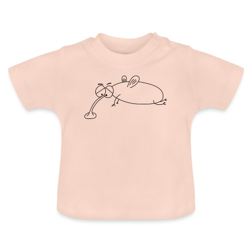 Florian die Fliege - Baby T-Shirt