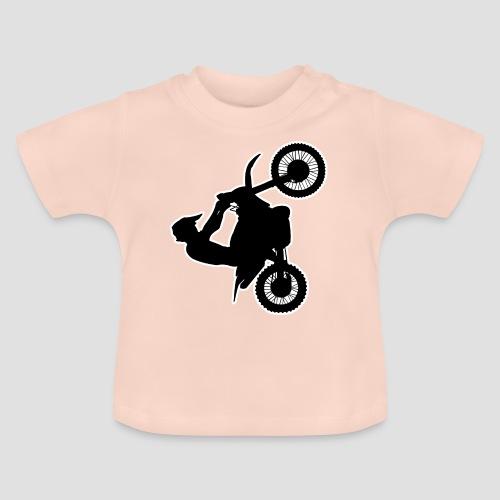 12 O'clock enduro - Baby-T-shirt
