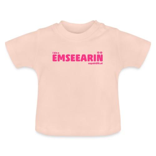 supatrüfö EMSEEARIN - Baby T-Shirt