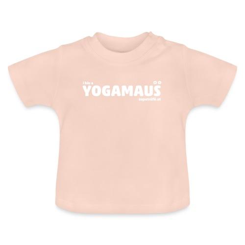 supatrüfö YOGAMAUS - Baby T-Shirt