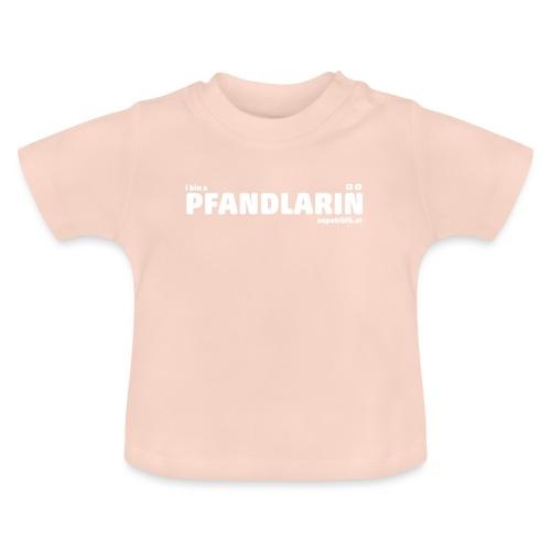 SUPATRÜFÖ PFANDLARIN - Baby T-Shirt
