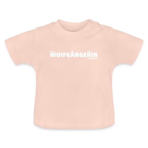 SUPATRÜFÖ WOIFGANGERIN - Baby T-Shirt