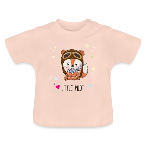The cute bear - Baby T-Shirt