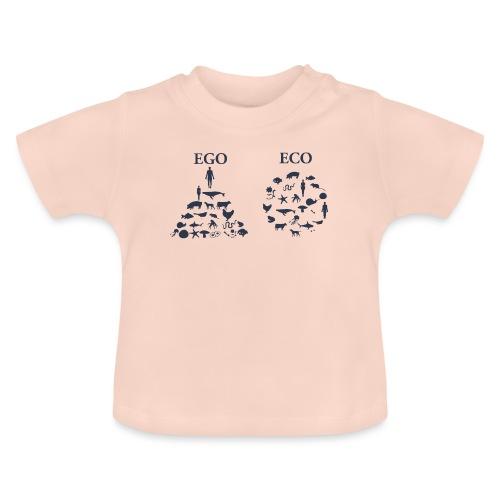 Ego VS Eco - Maglietta per neonato