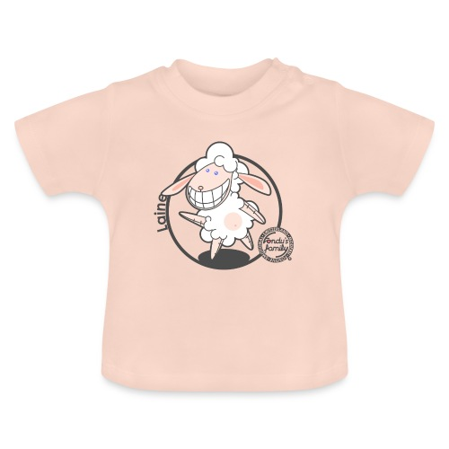 FF WOLLE 01 - Baby T-Shirt