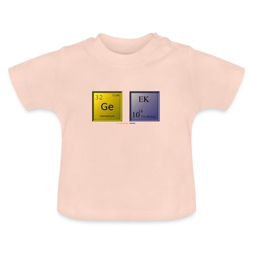 GEEK IV - T-shirt Bébé