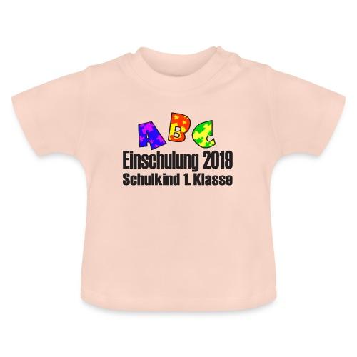 Einschulung 2019 1 Klasse - Baby T-Shirt