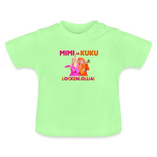 Mimi ja Kuku Lockenlollia - Vauvan t-paita
