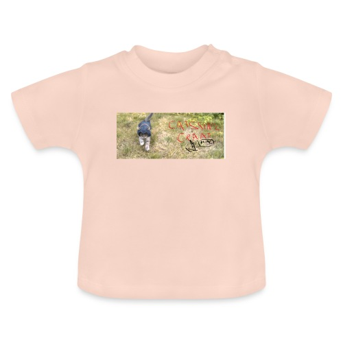 catssin's craat - Koszulka niemowlęca