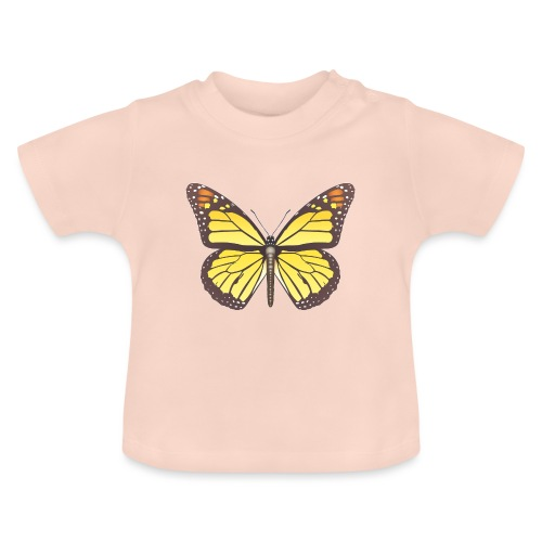 190520 monarch butterfly lajarindream - Camiseta bebé