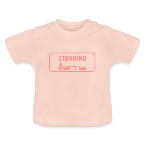 Støvring Byskilt New - Baby T-shirt