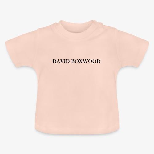 DAVID BOXWOOD - Maglietta per neonato