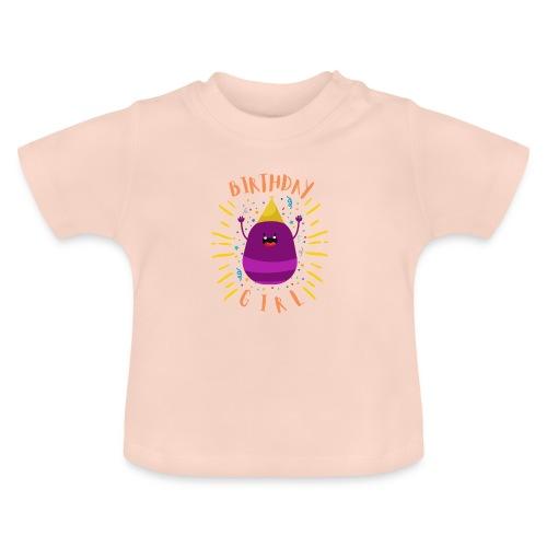 Geburtstagskind Mädchen - Baby T-Shirt