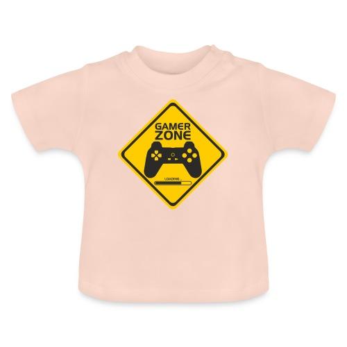 Gamer ZONE - T-shirt Bébé