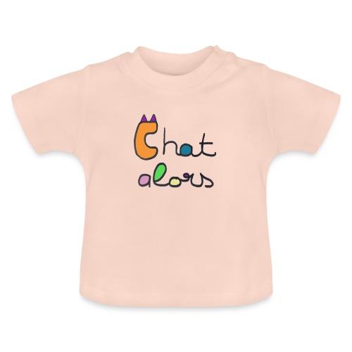 Chat Alors - T-shirt Bébé