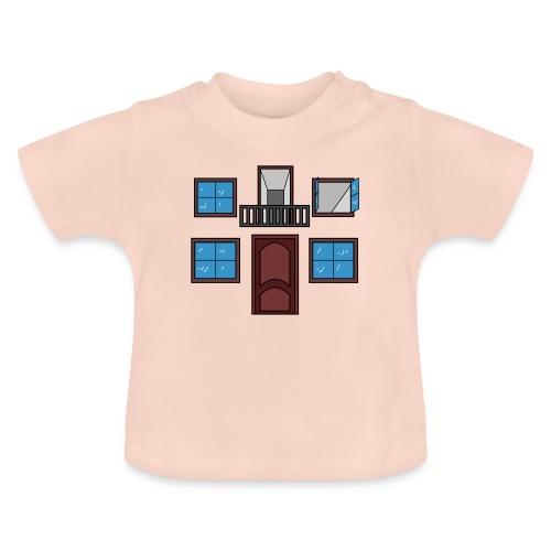 Window of the heart - Camiseta bebé