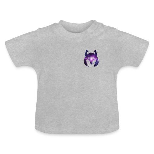 Galaxy wolf - T-shirt Bébé