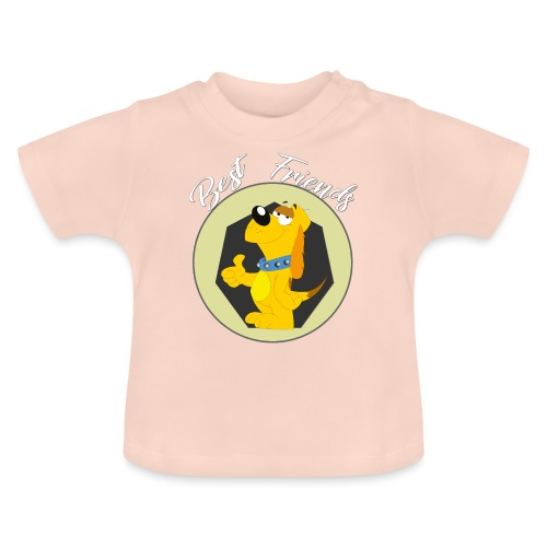 Best friends - Camiseta bebé