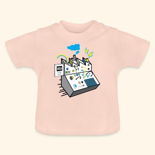 Noisy Factory - Vauvan t-paita