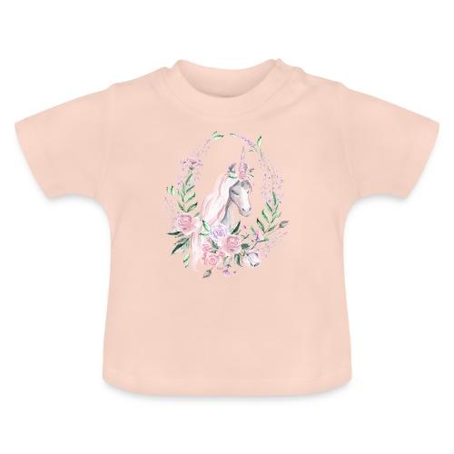 Flowerunicorn 2 - Baby T-Shirt