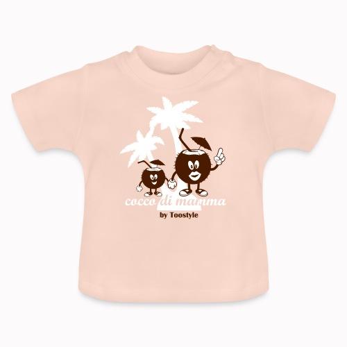 cocco di mamma tra le palme - Maglietta per neonato