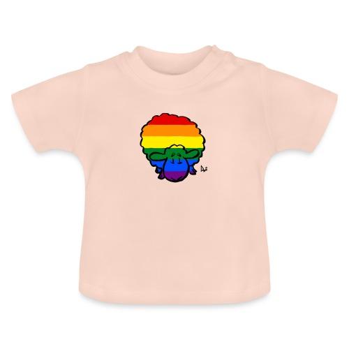 Rainbow Pride Sheep - Baby T-Shirt