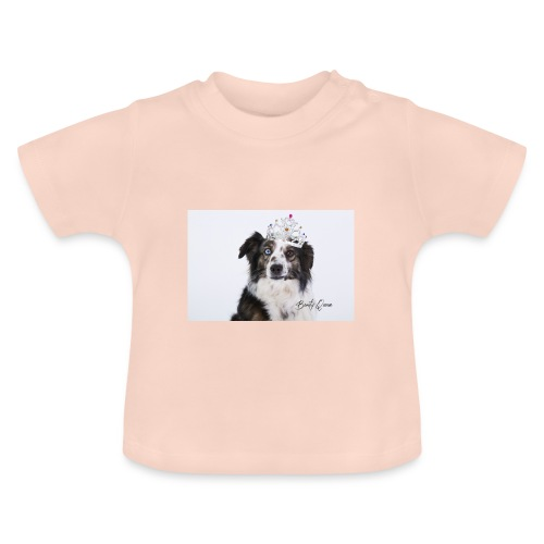 Beaty Queen mit Pelz - Baby T-Shirt
