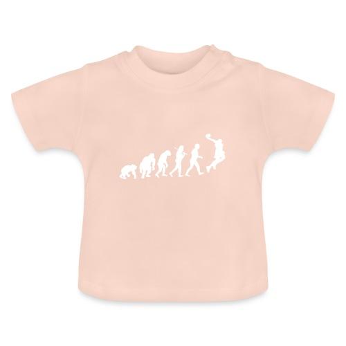 Basketball Evolution - Baby T-Shirt