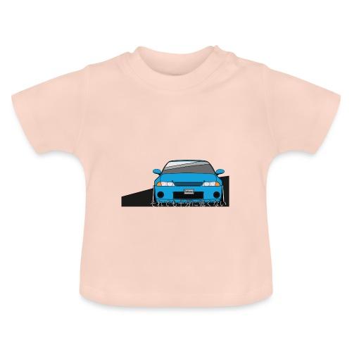skyline Blue - Baby T-Shirt