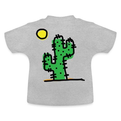 Cactus single - Maglietta per neonato