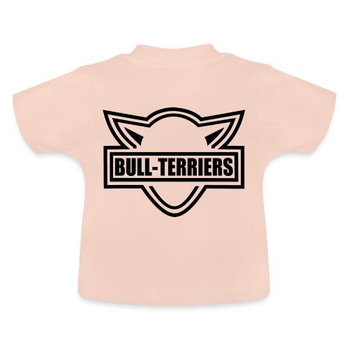 Bull Terriers Logo - Baby T-Shirt