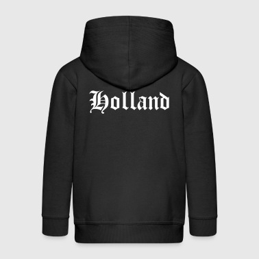Holland - Premium-Luvjacka barn