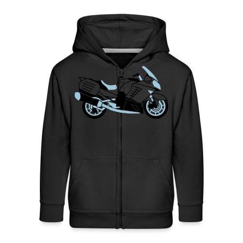 1400 GTR - Kids' Premium Zip Hoodie