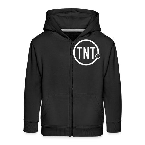 TNT-circle - Kinderen Premium jas met capuchon