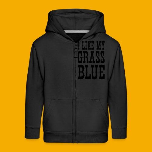 bluegrass - Kinderen Premium jas met capuchon