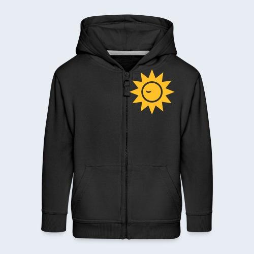Winky Sun - Kinderen Premium jas met capuchon