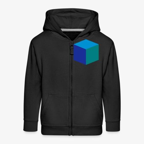 Cube - Premium Barne-hettejakke
