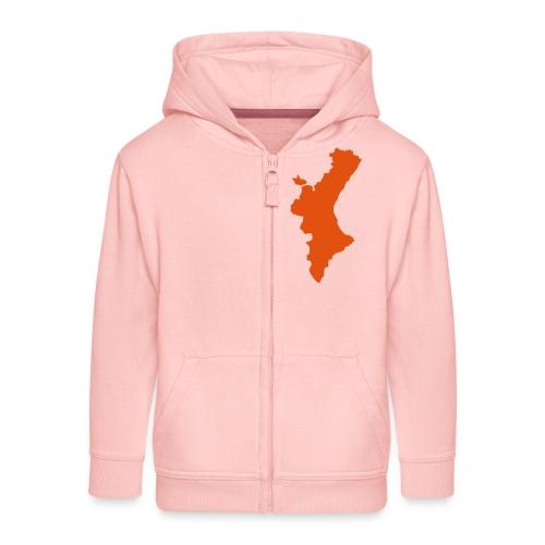 València - Chaqueta con capucha premium niño