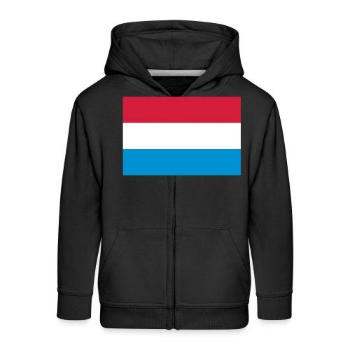 The Netherlands - Kinderen Premium jas met capuchon