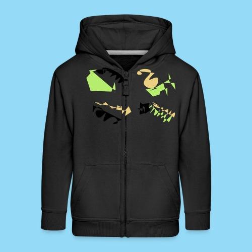 Abstracts & Colours - Kids' Premium Zip Hoodie