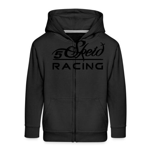 Skeid Racing - Kids' Premium Zip Hoodie