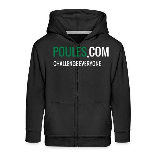 Challenge Everyone - Kinderen Premium jas met capuchon