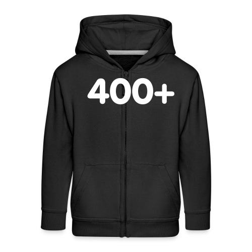 400 - Kinderen Premium jas met capuchon