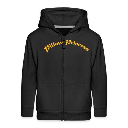 Pillow princess - Lasten premium hupparitakki