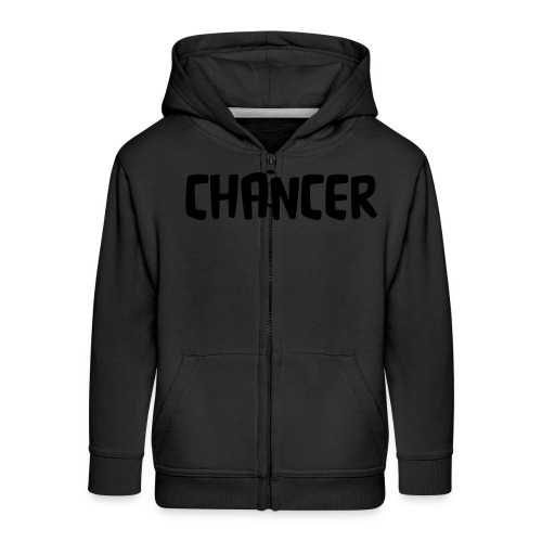 chancer - Kids' Premium Zip Hoodie