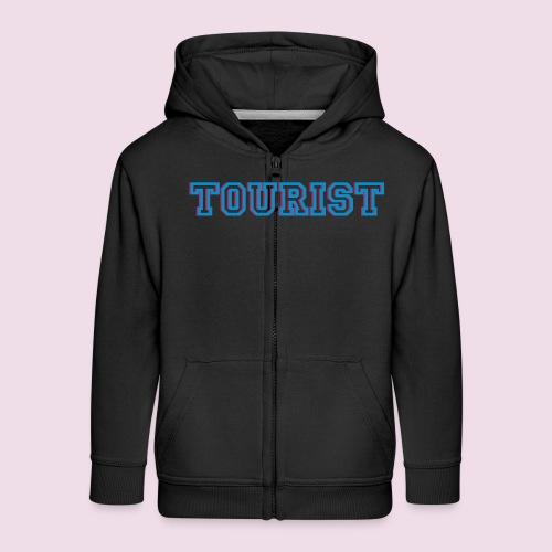 TOURIST - Veste à capuche Premium Enfant