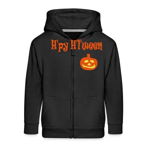 Happy Halloween - Kinder Premium Kapuzenjacke