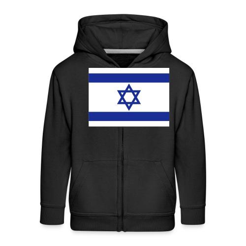 Israel - Kinderen Premium jas met capuchon