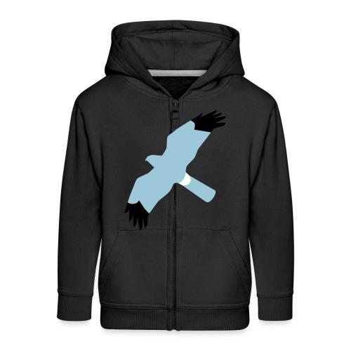 BAWC Hen Harrier Day Men's T-Shirt - Kids' Premium Zip Hoodie