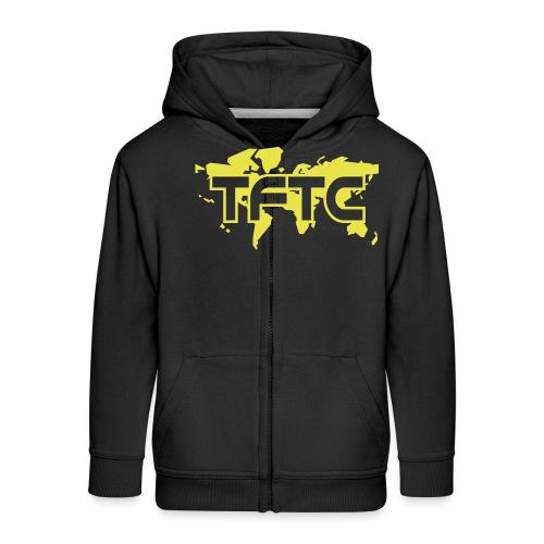 TFTC - 1color - 2011 - Kinder Premium Kapuzenjacke